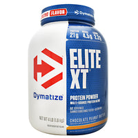 Dymatize Elite XT - Chocolate Peanut Butter - 4 lb - 705016921164