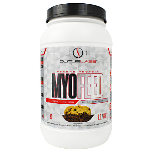 Purus Labs MyoFeed - Chocolate Cookie Crunch - 25 Servings - 855734002437