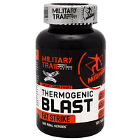 Midway Labs Military Trail Premium Supplements Thermogenic Blast - 120 Tablets - 813236021523