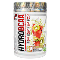 Pro Supps HydroBCAA - Strawberry Kiwi - 30 Servings - 818253026322