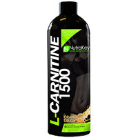 Nutrakey L-Carnitine 1500 - Orange Delight - 31 Servings - 851090006157