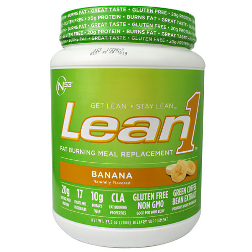 Nutrition 53 Lean1 - Banana - 1.7 lb - 810033010507