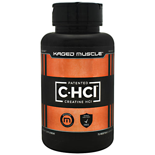 Kaged Muscle C-HCI - 75 Capsules - 614458999795
