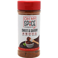 Oh My Spice, LLC Oh My Spice - Sweet & Savory - 5 oz - 857697005715