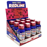 VPX Max 300 Redline - Exotic Fruit - 12 Bottles - 610764000507