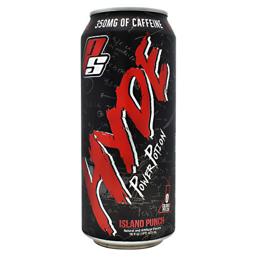 Pro Supps Hyde Power Potion - Island Punch - 15 Cans - 818253027237