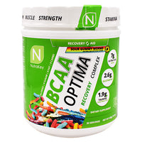Nutrakey BCAA Optima - Sour Gummy Worms - 30 Servings - 851090006997
