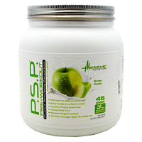 Metabolic Nutrition P.S.P Pre-Workout - Green Apple - 360 g - 764779236038