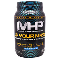 MHP Premium Series Up Your Mass - Vanilla - 2.33 lb - 666222096117