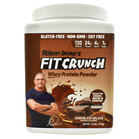 Fit Crunch Bars Fit Crunch Whey Protein - Chocolate Deluxe - 21 Servings - 817719020249