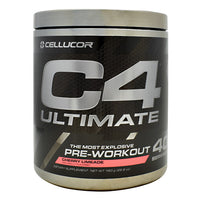 Cellucor iD Series C4 Ultimate - Cherry Limeade - 40 Servings - 810390029853