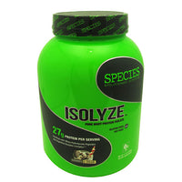 Species Nutrition Isolyze - Cookies & Cream - 44 Servings - 855438005215