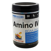 PEScience Amino IV - Peach Nectar - 30 Servings - 040232426452
