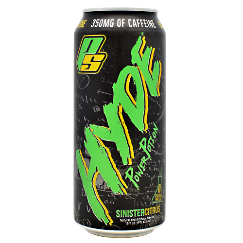 Pro Supps Hyde Power Potion - Sinister Citrus - 15 Cans - 818253027664