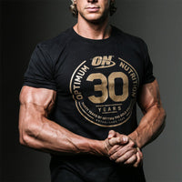 Optimum Nutrition 30th Anniversary T-Shirt