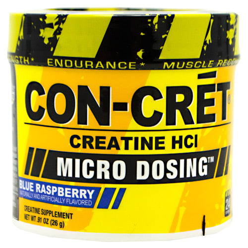 ProMera Con-Cret - Blue Raspberry - 24 Servings - 682676702244