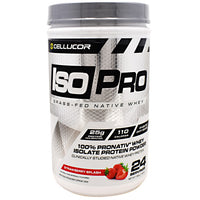 Cellucor Iso Pro - Strawberry Splash - 24 Servings - 842595103113
