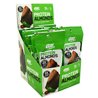 Optimum Nutrition Protein Almonds - Chocolate Jalapeno - 12 Packets - 748927958447