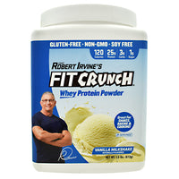 Fit Crunch Bars Fit Crunch Whey Protein - Vanilla Milkshake - 21 Servings - 817719020225