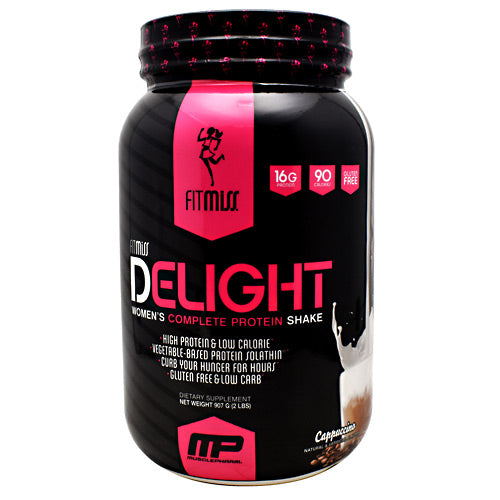 Fit Miss Delight - Cappuccino - 2 lb - 653341419811