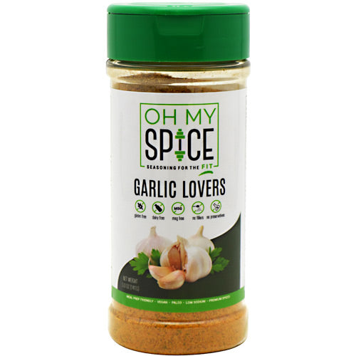 Oh My Spice, LLC Oh My Spice - Garlic Lovers - 5 oz - 857697005777