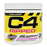 Cellucor iD Series C4 Ripped - Berry Brainiacs - 30 Servings - 842595107234