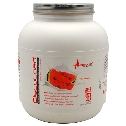Metabolic Nutrition GlycoLoad - Watermelon - 600 g - 764779600563