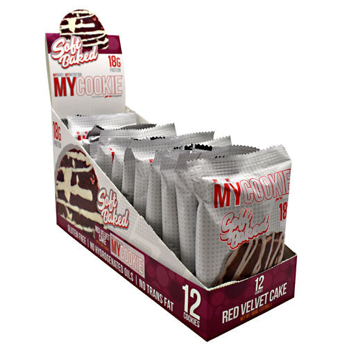 Pro Supps MyCookie - Red Velvet Cake - 12 ea - 818253025226