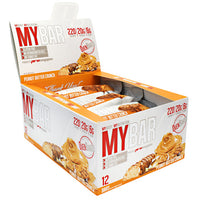 Pro Supps My Bar - Peanut Butter Crunch - 12 Bars - 818253020153