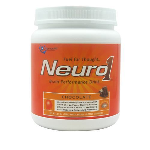 Nutrition 53 Neuro1 - Chocolate - 20 Servings - 810033011825