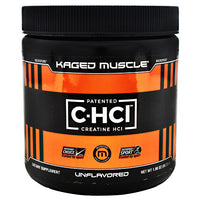Kaged Muscle C-HCI - Unflavored - 75 Servings - 614458999771