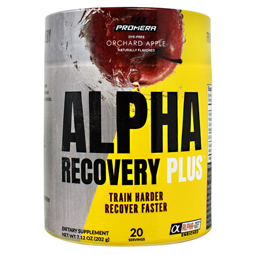 ProMera Alpha Recovery Plus - Orchard Apple - 20 Servings - 682676734207