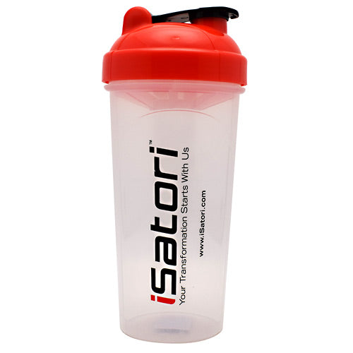 iSatori Technologies Shaker Cup - Red - 25 oz - 883488005008