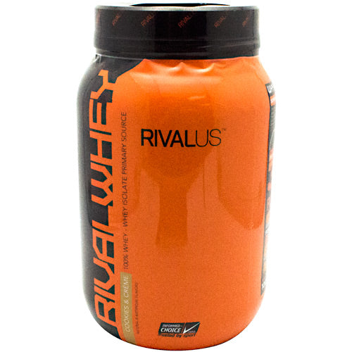 Rivalus Rival Whey - Cookies & Creme - 2 lbs - 807156001925