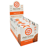 Ds Naturals No Cow Protein Cookie - Peanut Butter - 12 ea - 852346005719