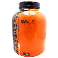 Rivalus Rival Whey - Soft-Serve Vanilla - 5 lbs - 807156002519