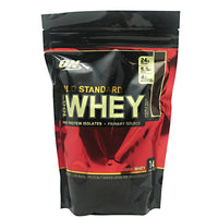 Optimum Nutrition Gold Standard 100% Whey - Double Rich Chocolate - 1 lb - 748927052251