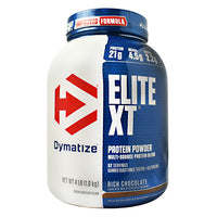 Dymatize Elite XT - Chocolate - 4 lb - 705016921126