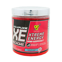 BSN N.O.-Xplode XE Edge - Blue Raspberry - 30 Servings - 834266004799