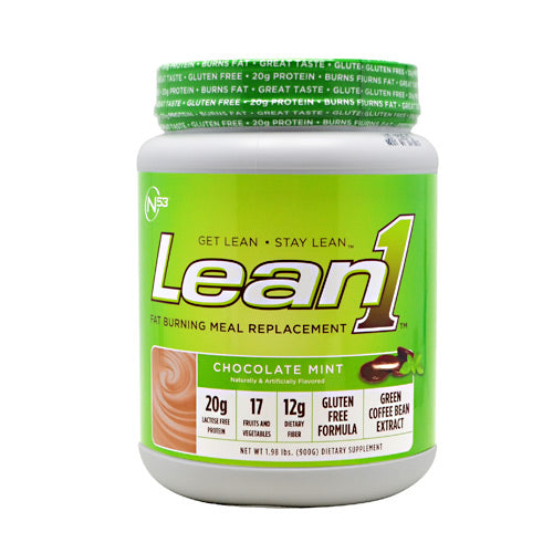 Nutrition 53 Lean1 - Chocolate Mint - 2 lb - 810033011795