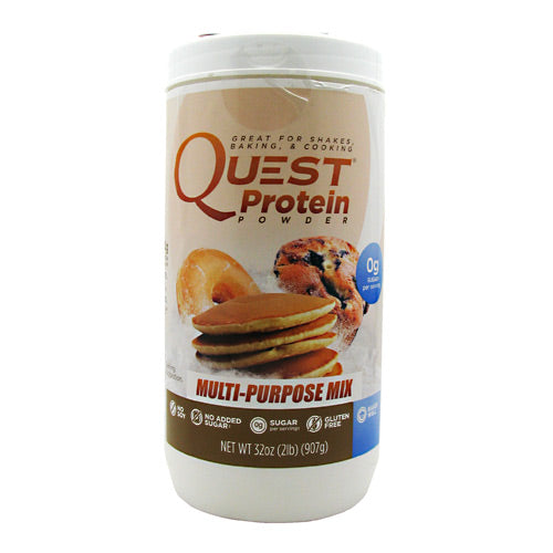 Quest Nutrition Quest Protein Powder - Multi-Purpose Mix - 2 lb - 888849001002
