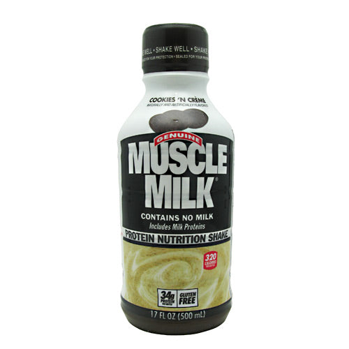 Cytosport Muscle Milk RTD - Cookies N Creme - 17 fl oz - 876063000239