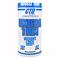 CTD Labs Omegathin - 180 Softgels - 094922401908