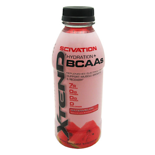 Scivation Xtend RTD - Watermelon - 12 Bottles - 812135020514