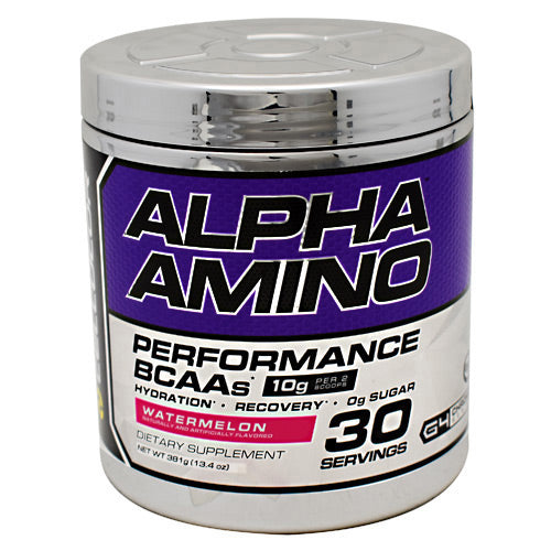 Cellucor Chrome Series Alpha Amino - Watermelon - 30 Servings - 810390028344