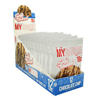 Pro Supps MyCookie - Chocolate Chip - 12 ea - 818253022263