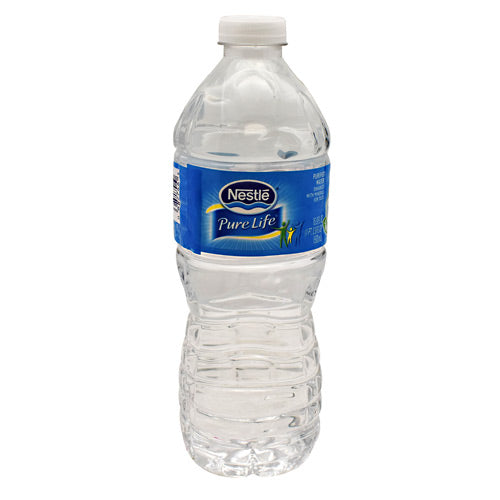 Nestle Waters Pure Life Purified Water - 24 ea - 068274934711
