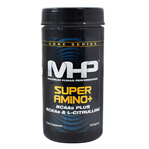 MHP Core Series Super Amino + - 120 Capsules - 666222097282