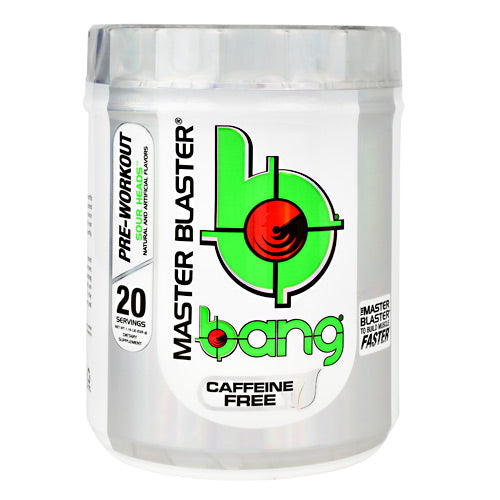 VPX Caffeine Free Bang Master Blaster - Sour Heads - 20 Servings - 610764181305