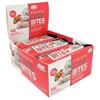 Optimum Nutrition Cake Bites - Fruity Cereal - 12 Bars - 748927960242